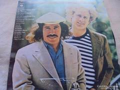 Simon and Garfunkels  bakelit lemez