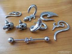 Piercing Pirszing Kollekcio Csomag
