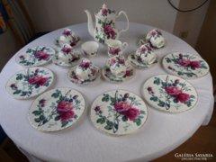 1992-ből Angol 6 szem.teás/kávés/sütis porcelán készlet