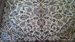 Origin of luxury hand-knotted Persian carpets peria / yen