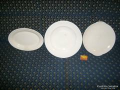 Kispesti gránit kínáló tál - három darab - együtt eladó
