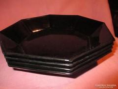 Francia Arcopál üveg lapos tányér Á009