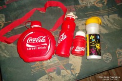 Coca-cola kulacs gyüjtemény