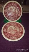 Villeroy & Boch sütis tányér 2 db