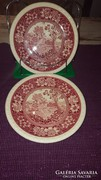 Villeroy & Bock sütis tányér 2 db