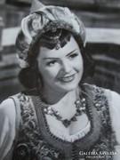 KRENCSEY MARIANNE NAGY MOZI FOTÓ LEILA ALI BABA LEÁNY 1956