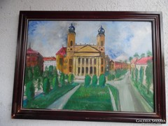 Debreceni nagyteplom.