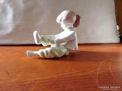 Aquincumi porcelán kislány