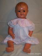 Régi mozgó szemű baba