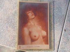 Régo erotik képeslap