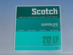 0J315 Bontatlan SCOTCH 540m magnetofonszalag
