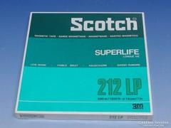 0J316 Bontatlan SCOTCH 540m magnetofonszalag