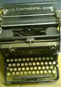 Continentál írógép