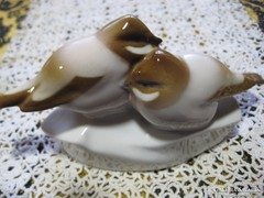 Zsolnay cinke pár