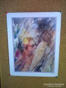 Indiai festményről készült reprodukció 4.