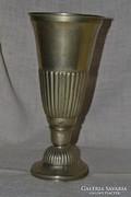 Nagyméretű alpakka váza ( 016 )