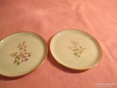 Furstenberg virágos alátét  tányér  Á0114