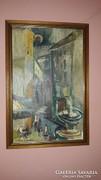 Göldner Tibor festmény  eladó!
