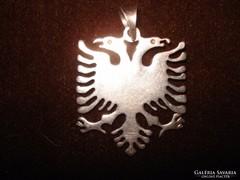 Ezüst  címer medál 925-ös
