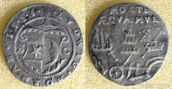 LVDWIG HÖRMAN 1586 token 4,1gramm 21mm