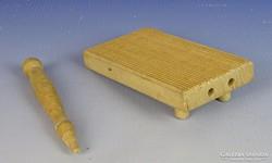 0J208 Régi fa tésztakészítő eszköz