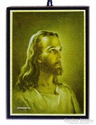 0J234 Régi Jézus fej KRIEBEL & BATES USA 1941