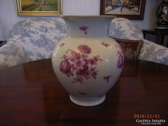 Bavaria Thomas porcelán váza