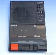 0J699 Philips hordozható retro magnó