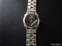 Női ezüst óra, karóra