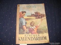1956  Kincses  Kalendárium
