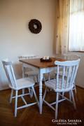 Provence vintage asztal