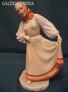 Herendi ritka női figura