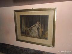 Vintage Nicolas Francois Regnaul
