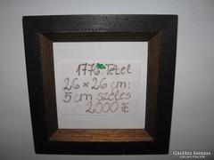 Régi, fa képkeret, festmény keret