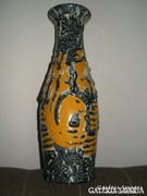 ART-DECO, KERÁMIA VÁZA 33 cm