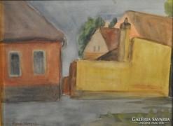Ilosvai Varga Isván: Szentendre