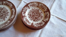 Ditmar Urbach 8 db antik tányér
