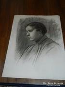 Daffinger Hanna - grafika  portré