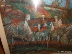 C. Pissarro reprodukció
