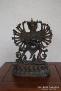 Buddha gyűjteményem egy darabja! Kalachakra.
