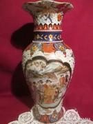 Régi  rizsszemes kínai váza 30 cm