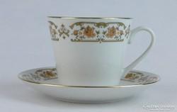 0J916 Régi jelzett kínai porcelán kávéscsésze