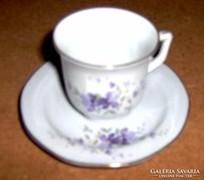 Kínai porcelán kávéscsésze