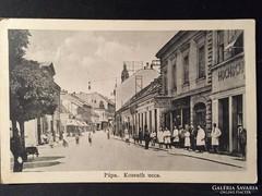 Pápa Kossuth utca 1929.