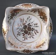 Antik francia porcelán kínáló tál ingyen futár