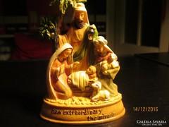 Betlehem / Szent Család / Karácsony
