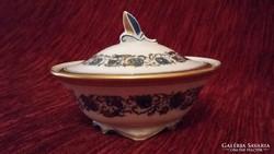 Antik Bavaria porcelán bonbonier