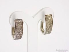 Fehér arany fülbevaló (ZAL-Au59029)