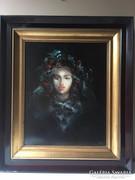 Barokk portré