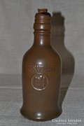 Herbakeserű üveg butella ( DBZ 0019 )